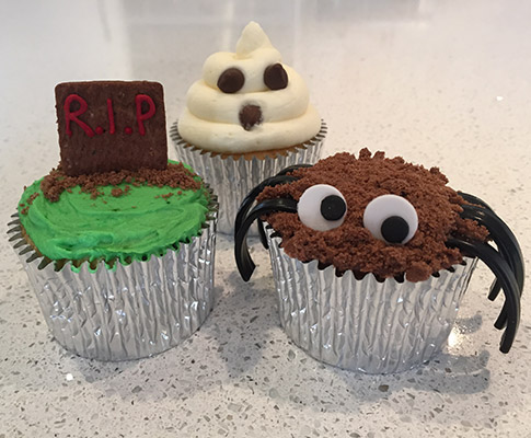 Children-Halloween-Cupcakes