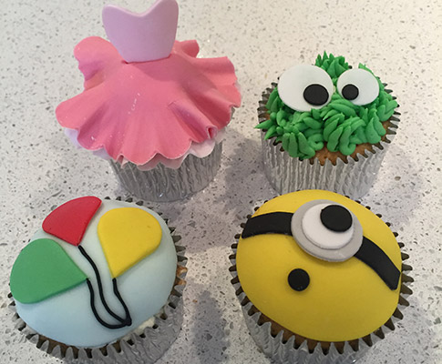 Party-Cupcakes